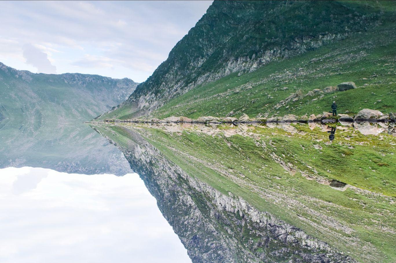 Photo of Tarsar Lake By Amritendu Sarkar