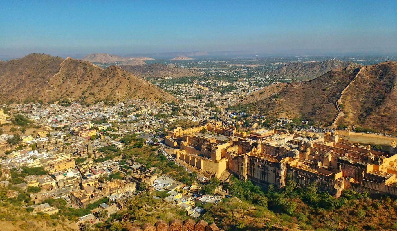 Photo of Amer Fort By priya shukla