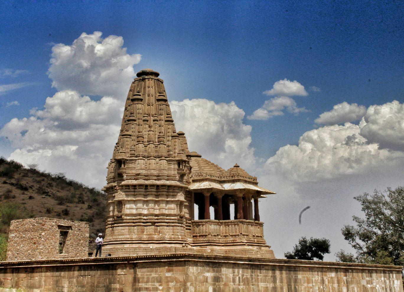 Photo of Bhangarh Fort By priya shukla