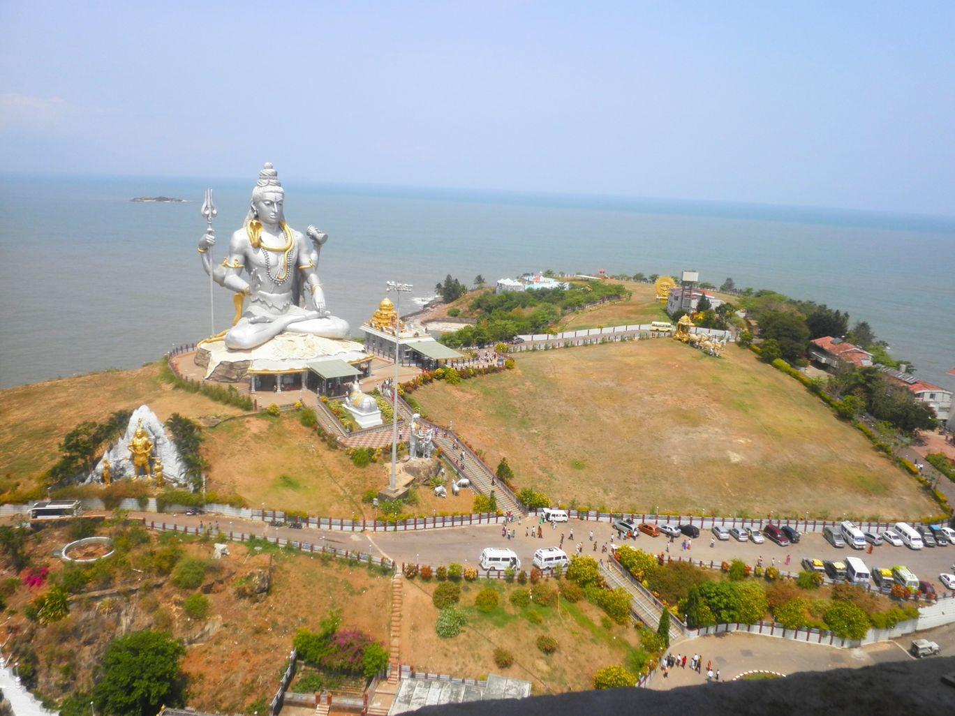 Photo of Murudeshwar Temple By Devika