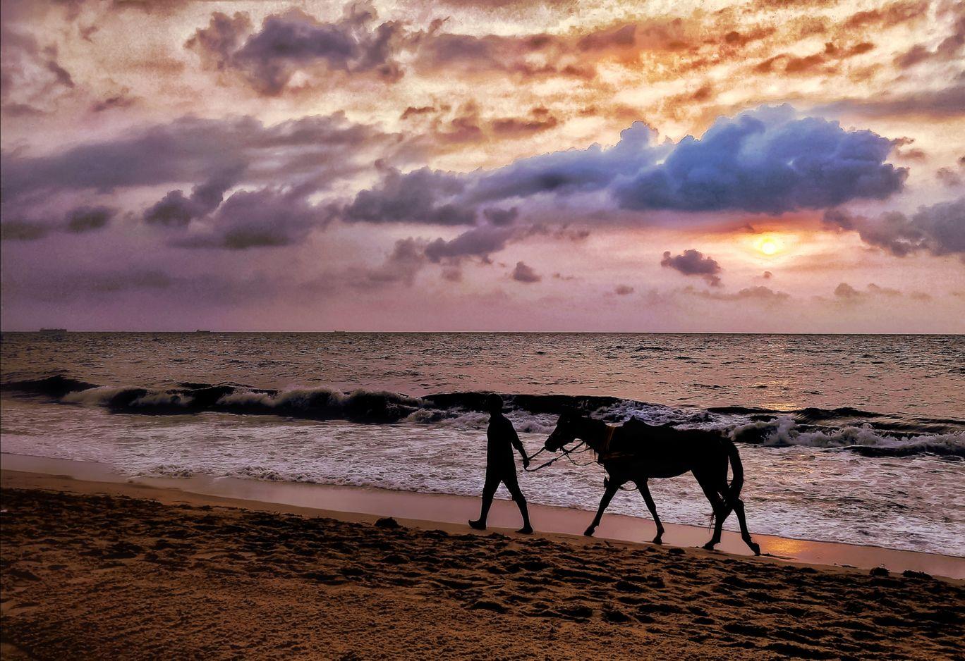 Photo of Pondicherry By Sai Ravali G