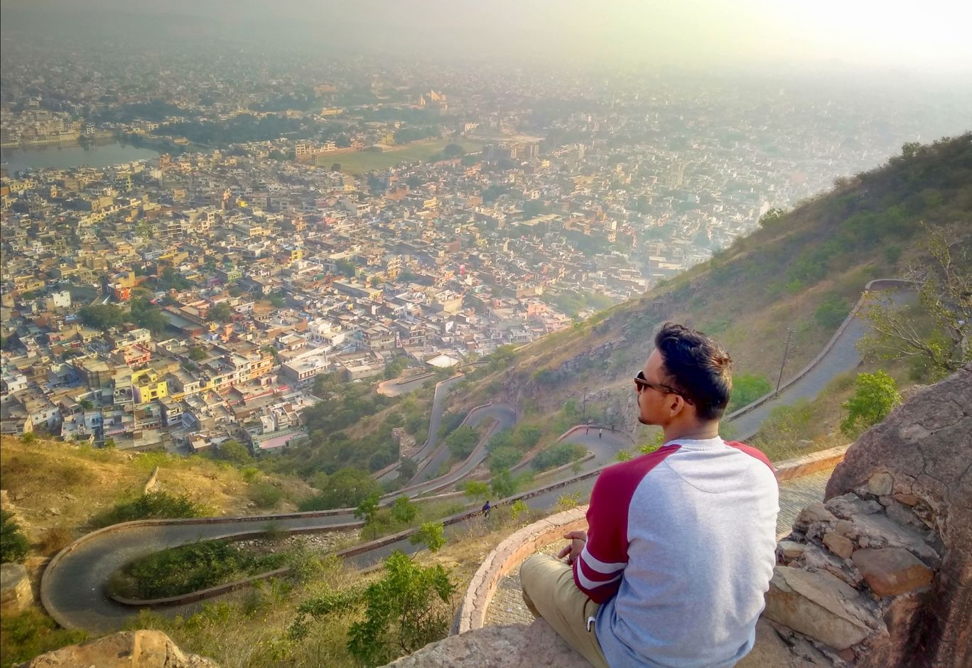 Photo of Nahargarh Fort By Anuj Singh