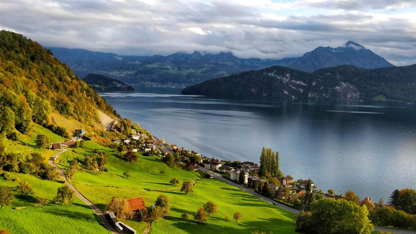 Photo of Luzern By Saurabh Shukla