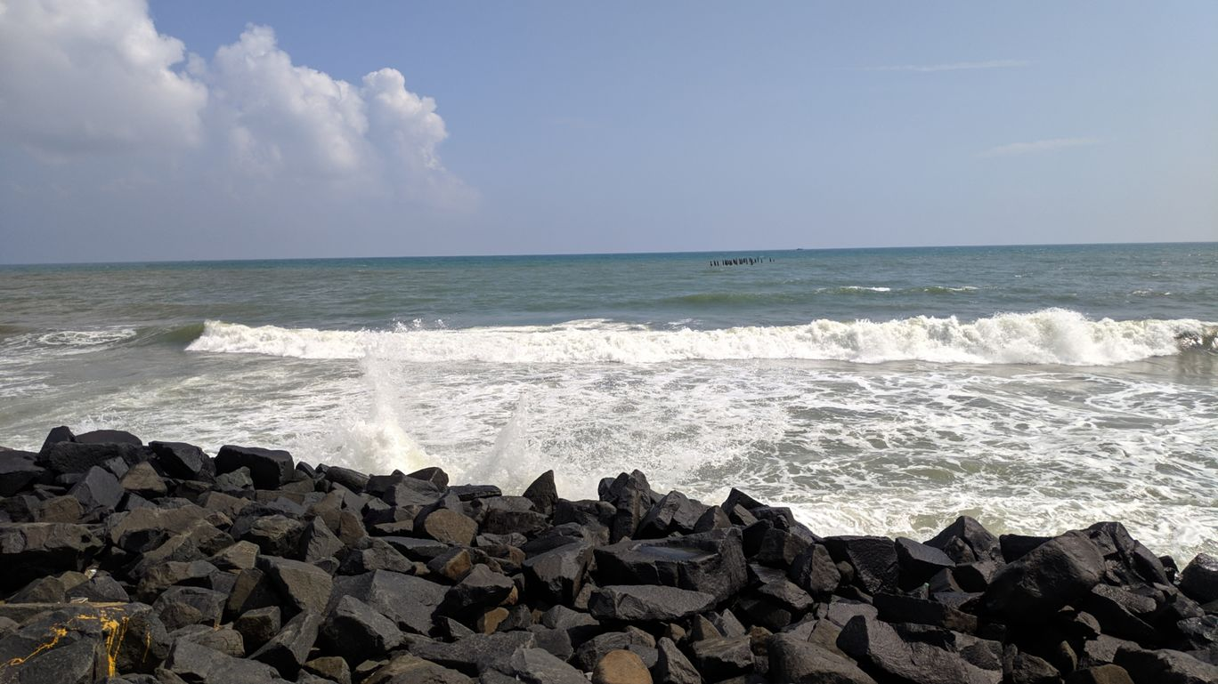 Photo of Pondicherry By Wandering Monk
