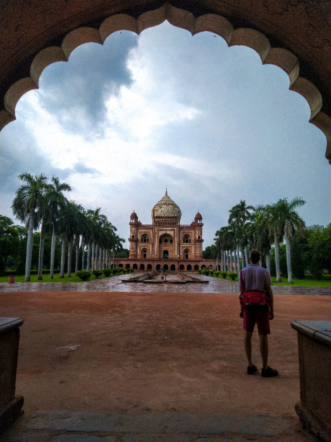 Photo of Safdarjung Tomb By vivek meena