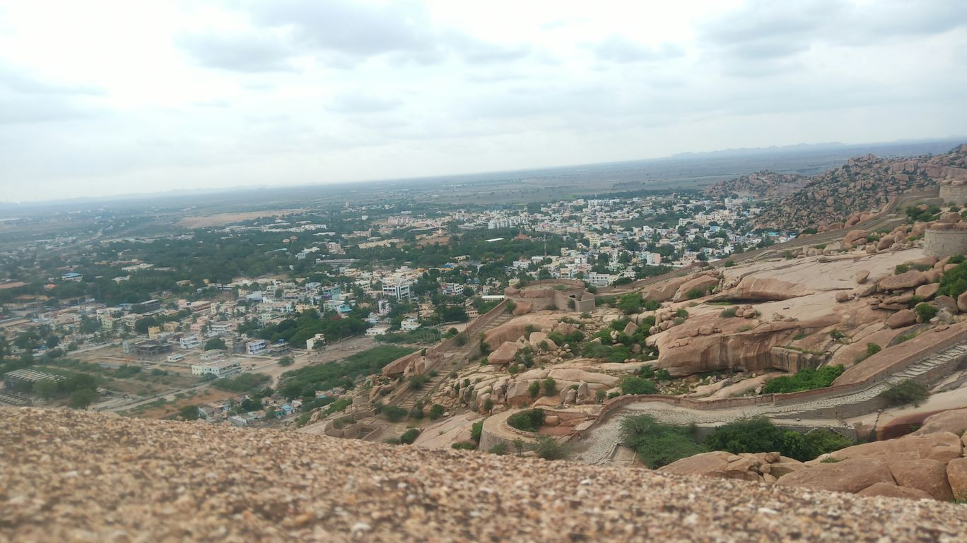 Photo of Bellary Fort By sati007