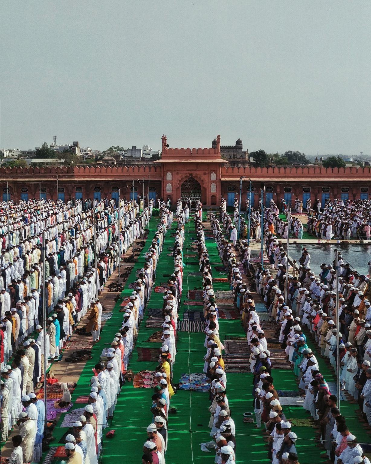Photo of Taj-ul-Masjid Road By Apoorv Shrivastava