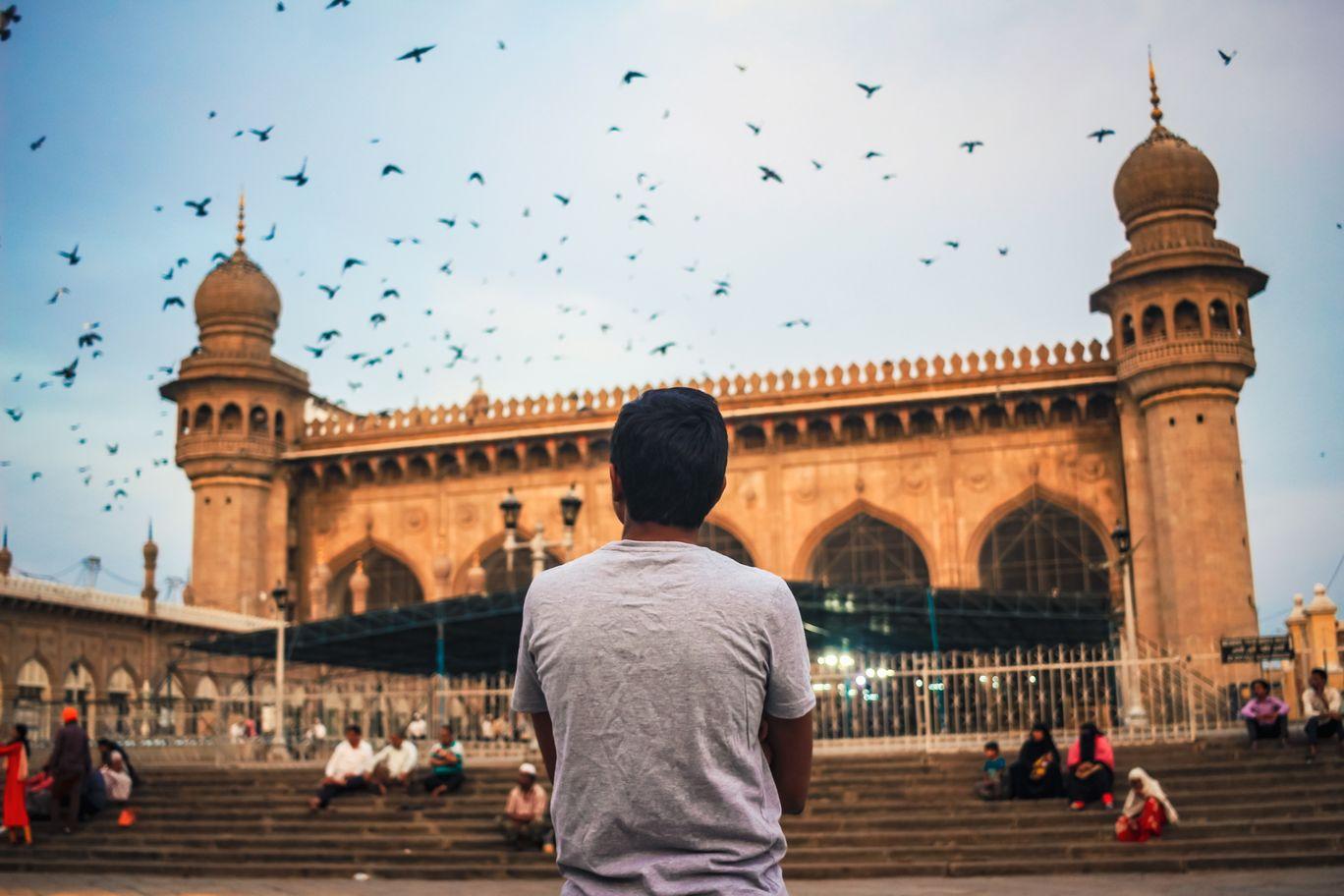 Photo of Mecca Masjid By nithin lellela