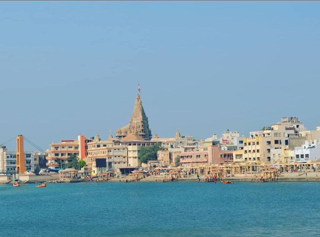 Photo of Dwarkadhish Temple By Mohit Chugh