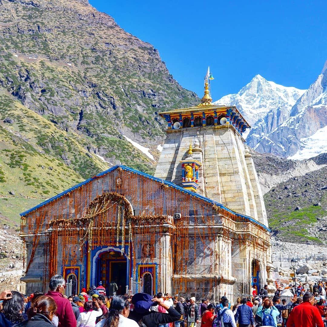 Photo of Kedarnath Temple By Mohit Chugh