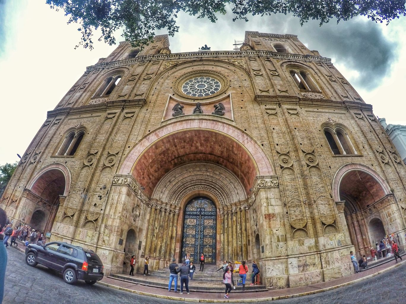 Photo of New Cathedral of Cuenca By Hyder ShehinSha
