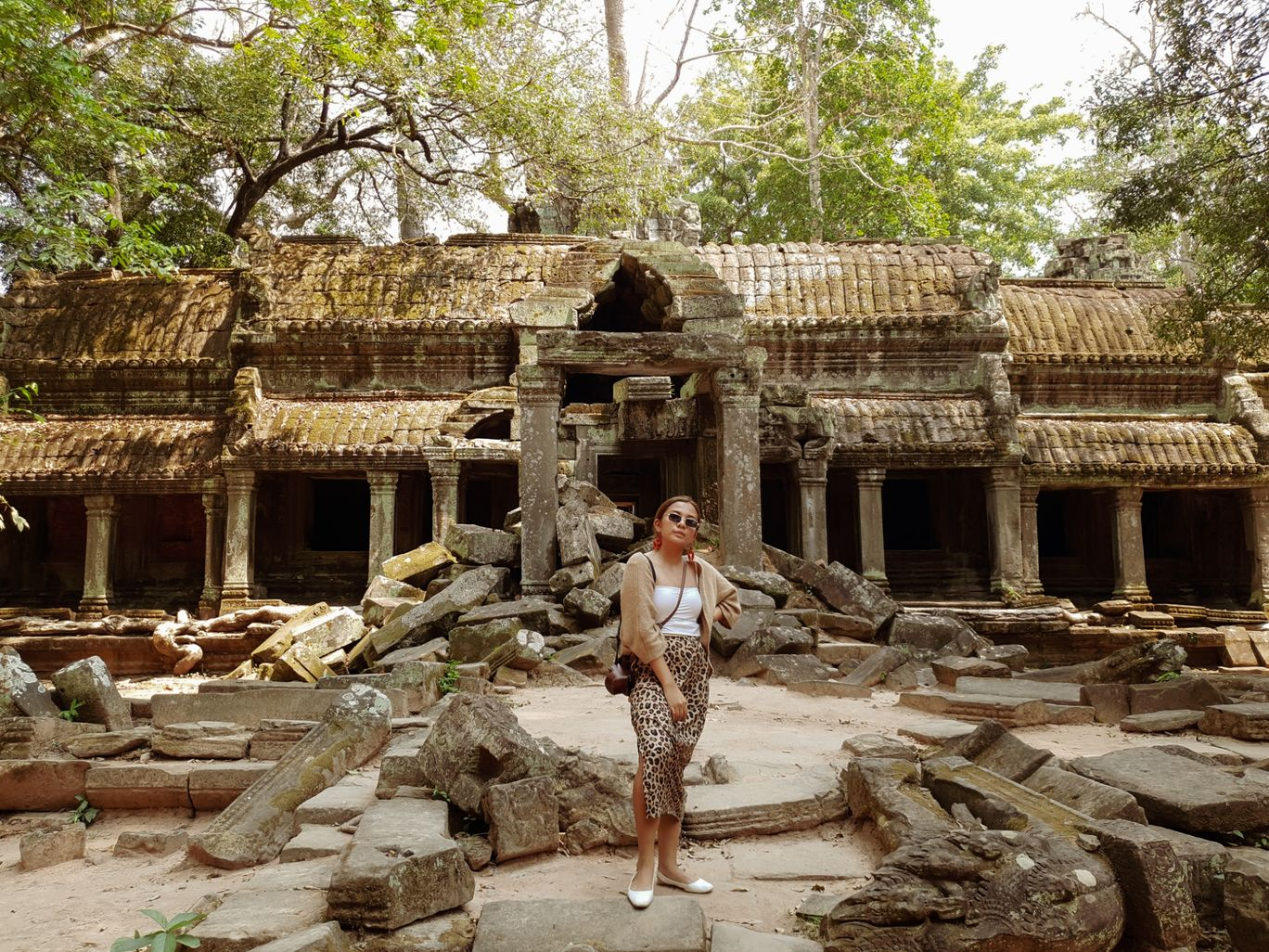 Photo of Ta Prohm Temple By Maine Balog