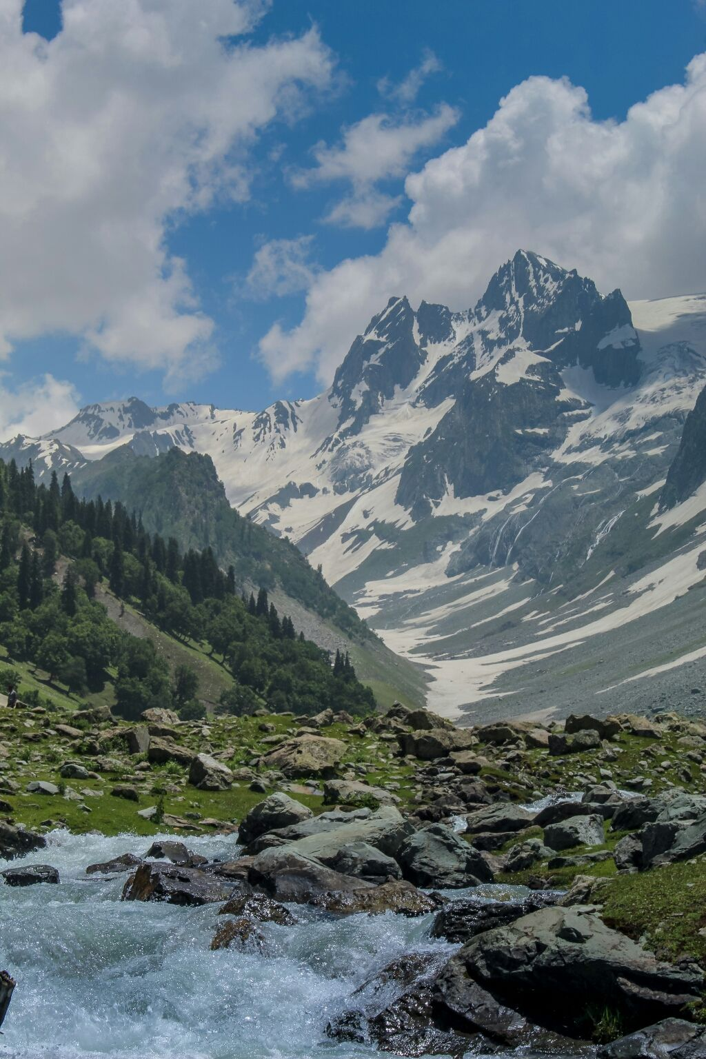 Photo of Sonamarg By Xaid Zahoor