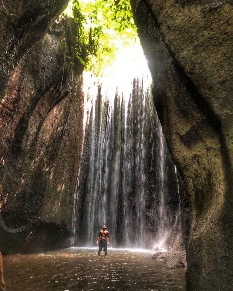 Photo of Tukad Cepung Waterfall By Sagar Gala
