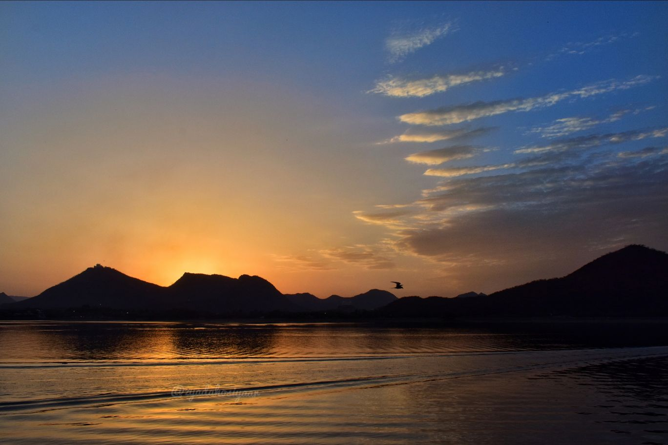 Photo of Fateh Sagar Lake By Zyada Hosiyaar