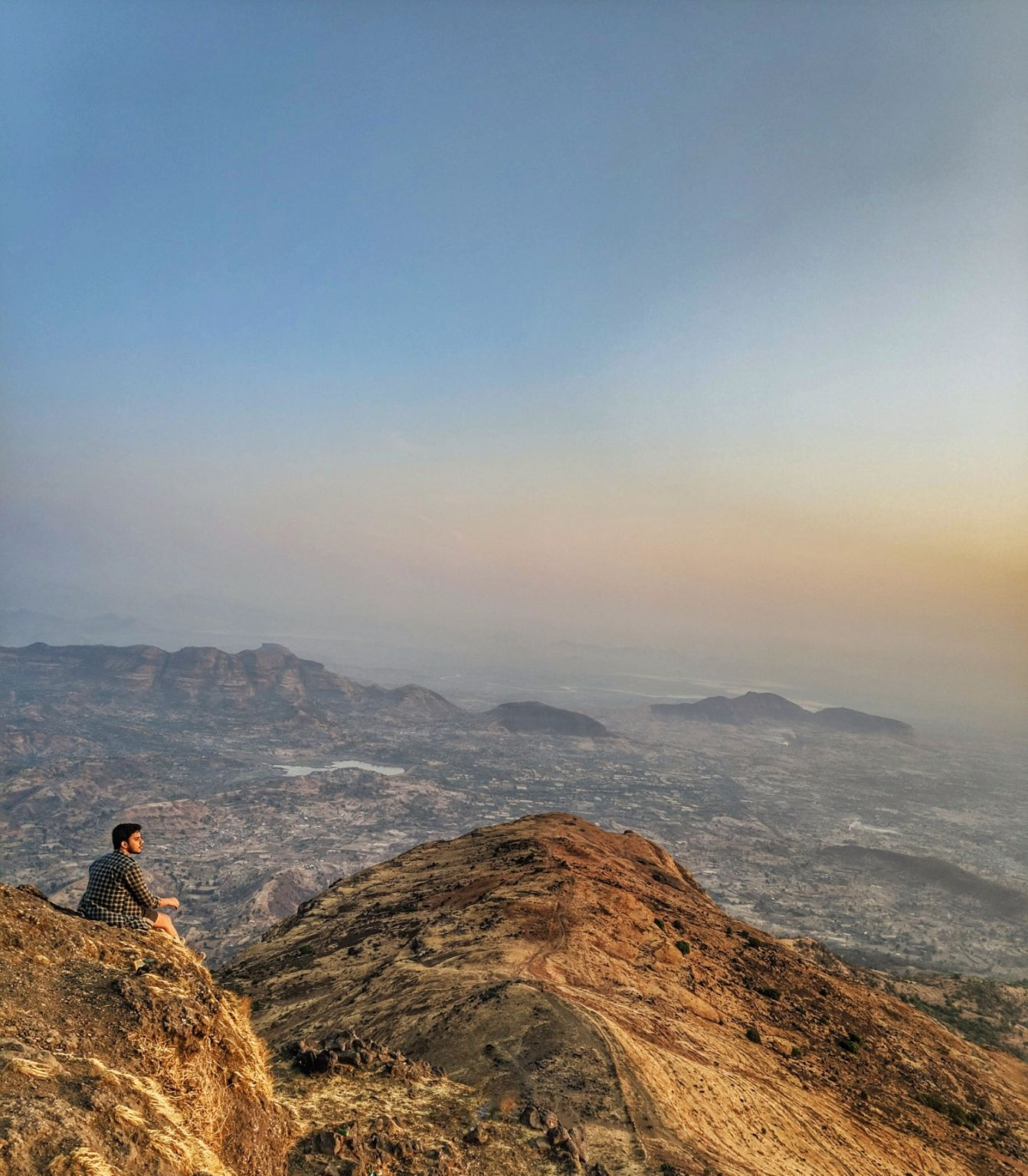 Photo of kalsubai Peak By Bhargav Kudama