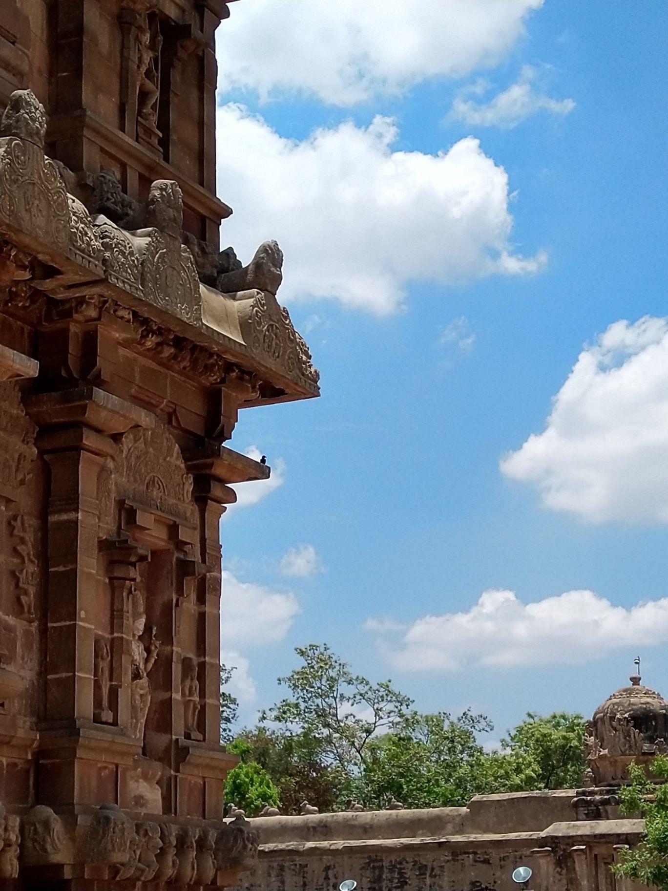 Photo of Brihadeeswara Temple By Ravi Chandra Kondaparti