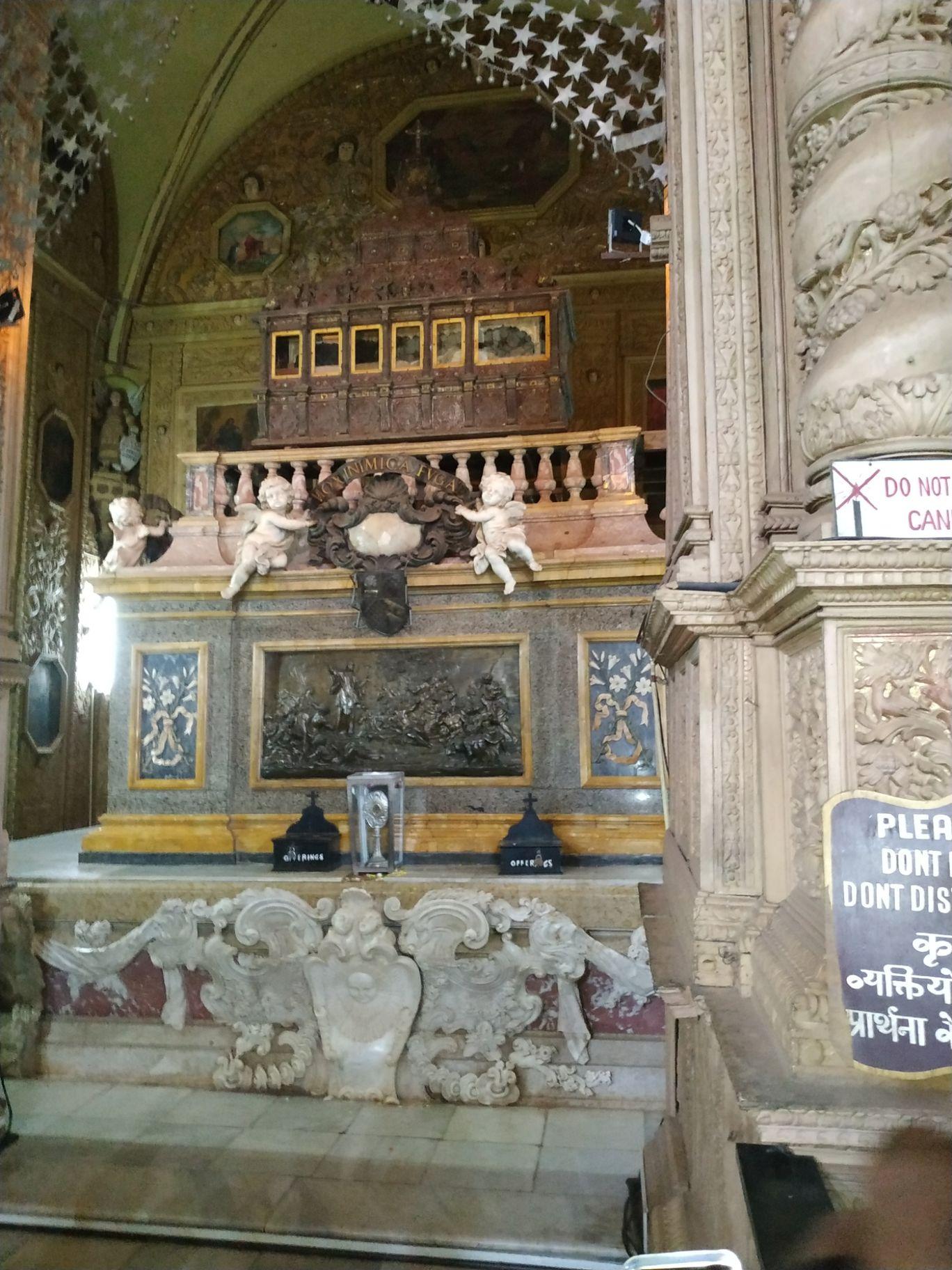 Photo of Old Goa Church By Bhushan Chandorkar