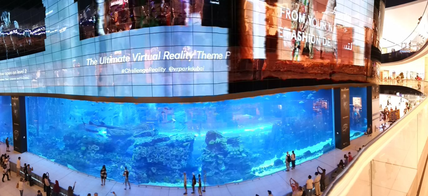 Photo of Dubai Aquarium & Underwater Zoo By kkjamshi777