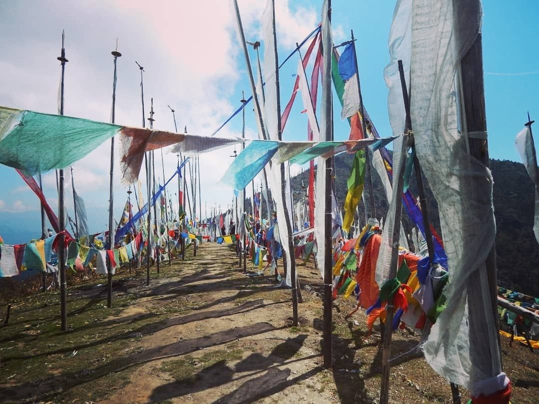 Photo of Bhutan By Abhik ghosh