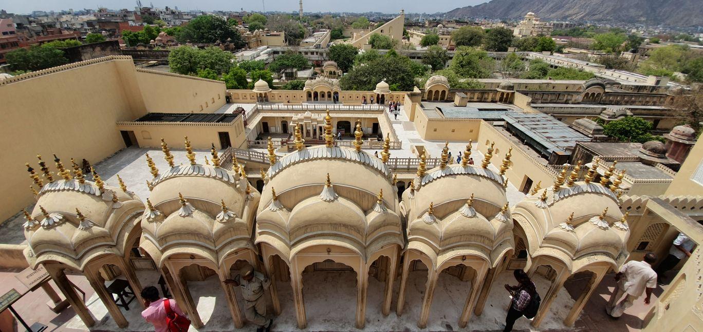 Photo of Hawa Mahal By navneet soni