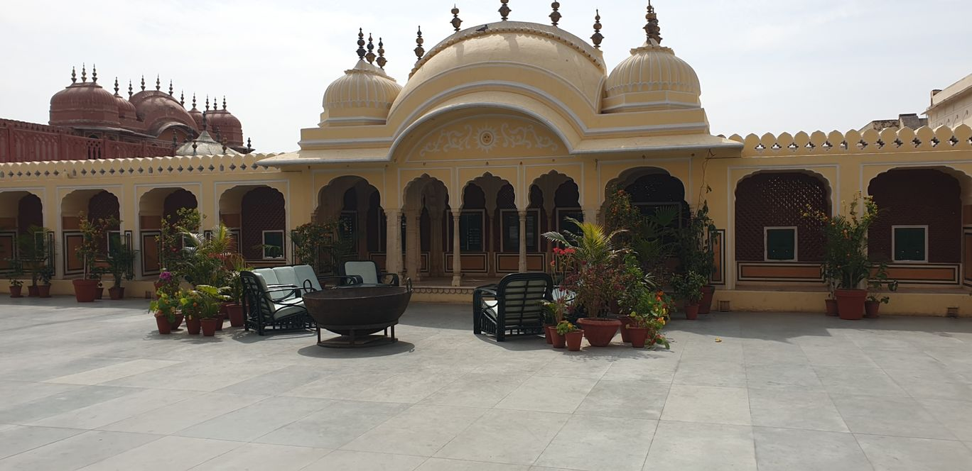 Photo of City Palace By navneet soni