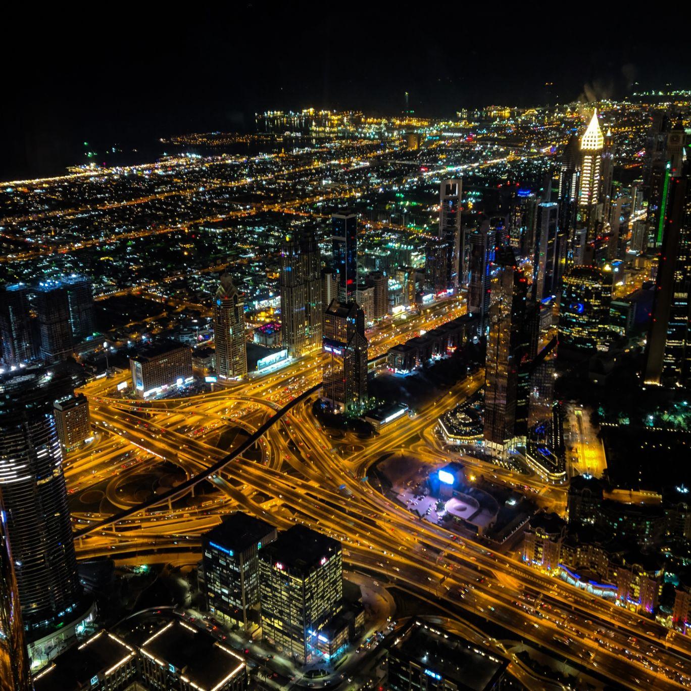 Photo of Burj Khalifa - Sheikh Mohammed bin Rashid Boulevard - Dubai - United Arab Emirates By Abhi Jain