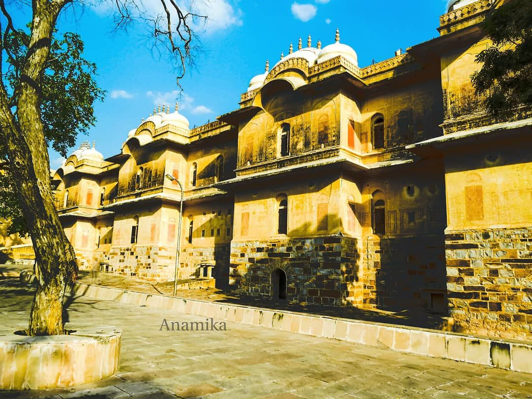 Photo of Nahargarh Fort By Anamika Banerjee