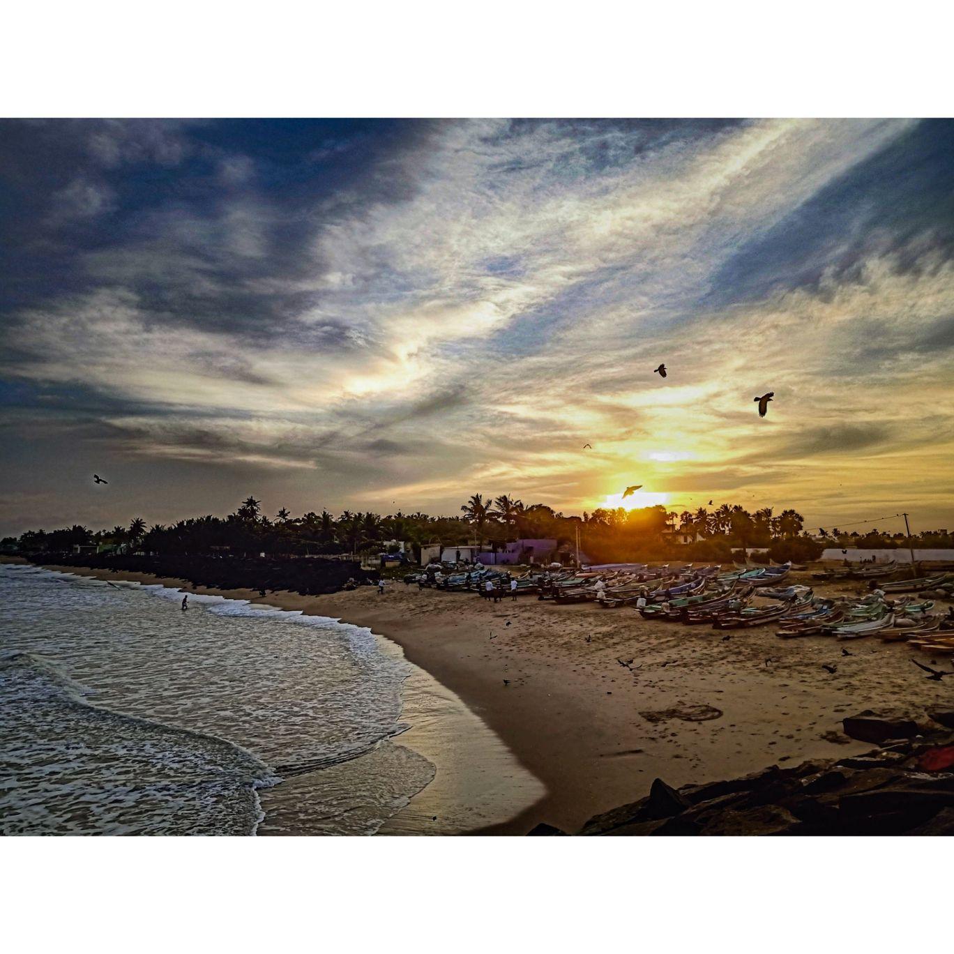 Photo of Pondicherry By Priyanka Ghosh
