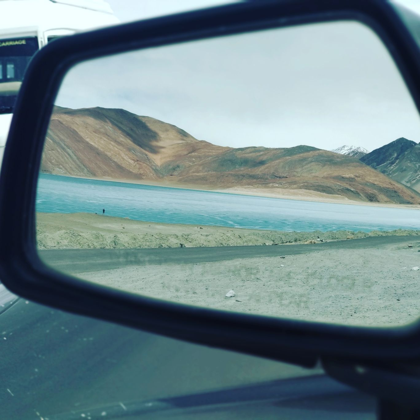 Photo of Pangong Lake By Neelam Yadav