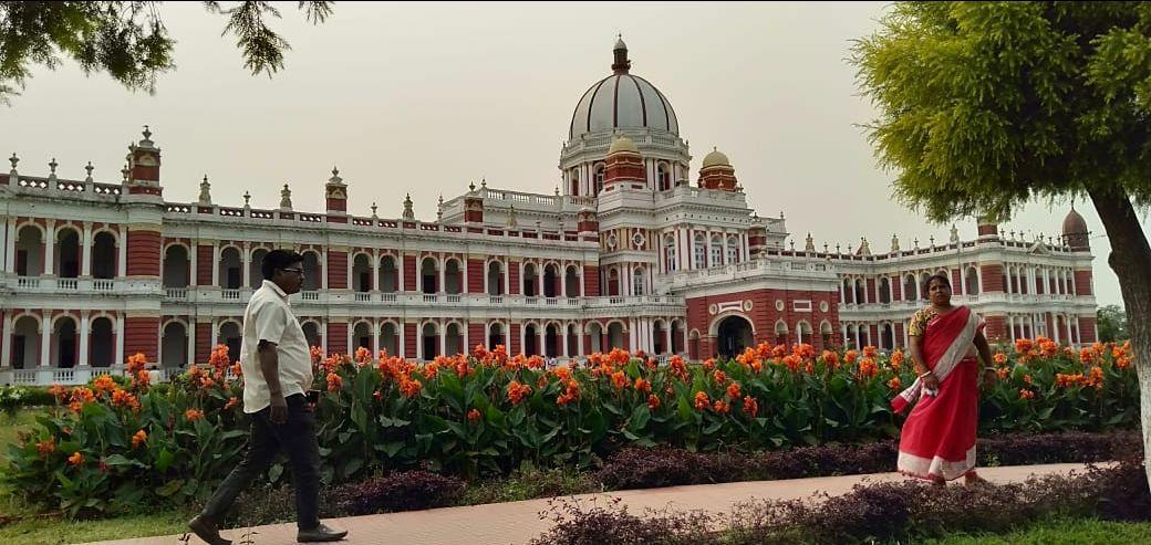 Photo of Cooch Behar Palace By MANJUL