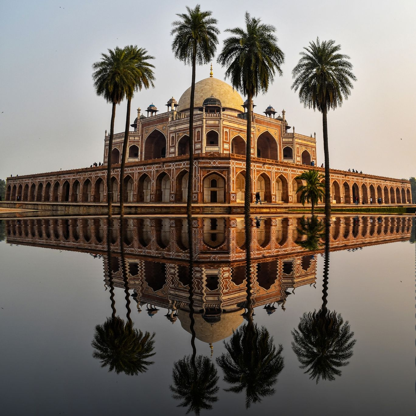 Photo of Humayun's Tomb By Pradumn Varshney