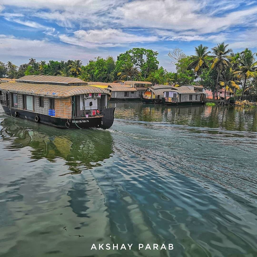 Photo of Alleppey By Akshay Parab