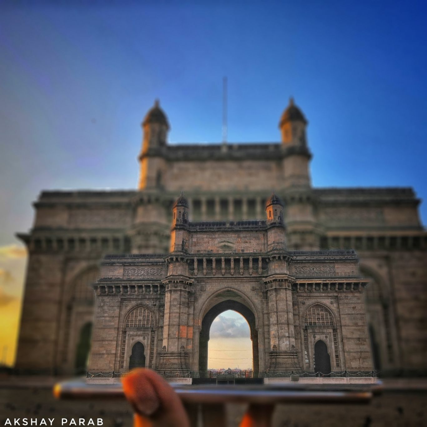 Photo of Gateway Of India Mumbai By Akshay Parab