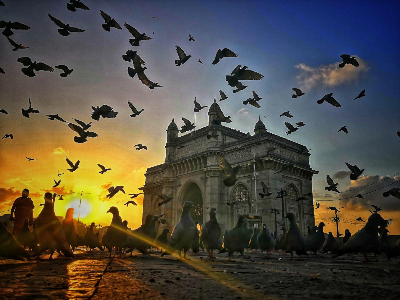 Photo of Gateway Of India Mumbai By Akshay Parab