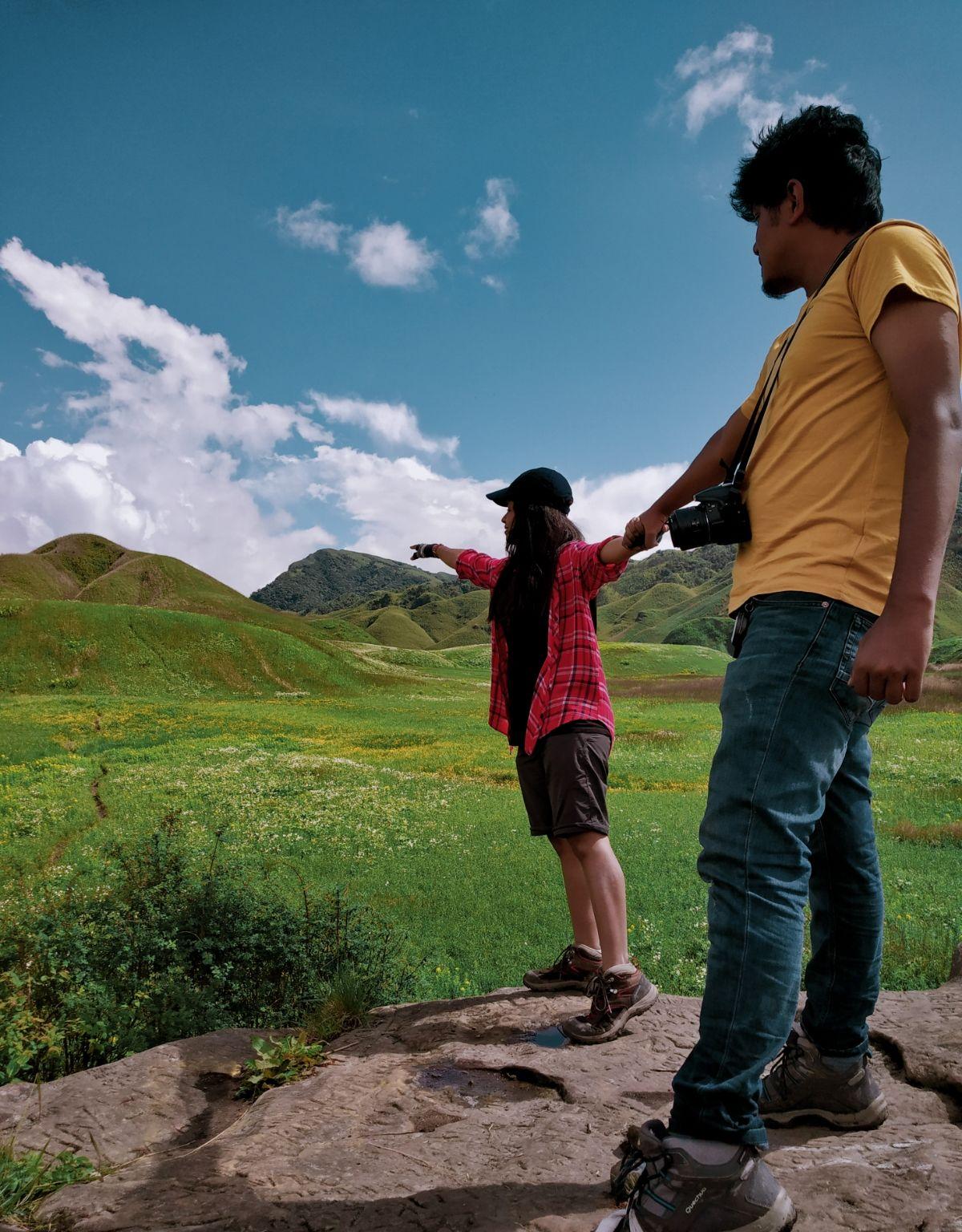 Photo of Dzukou Valley Trek By Devi