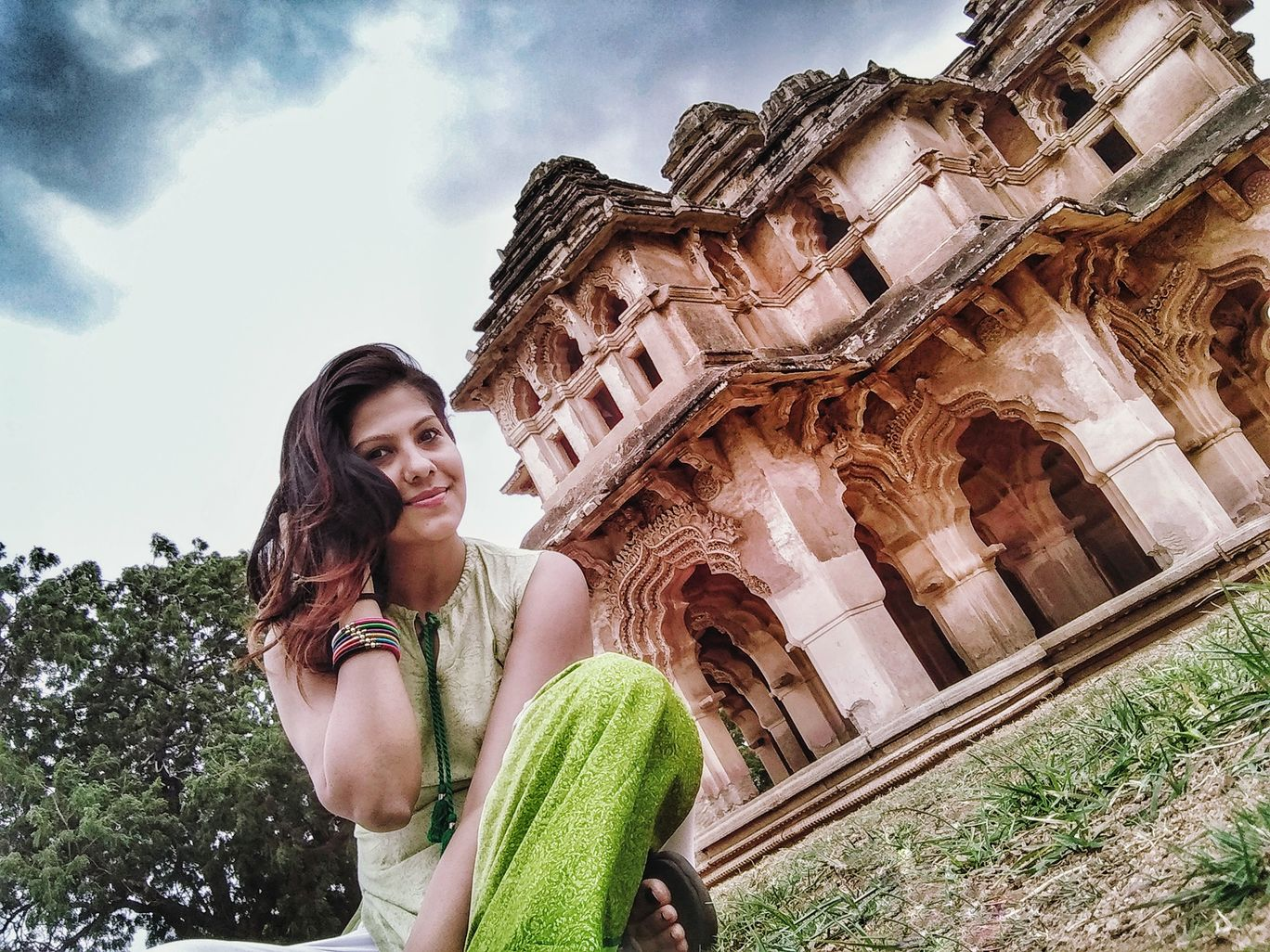 Photo of Lotus Mahal Hampi By soumya hegde