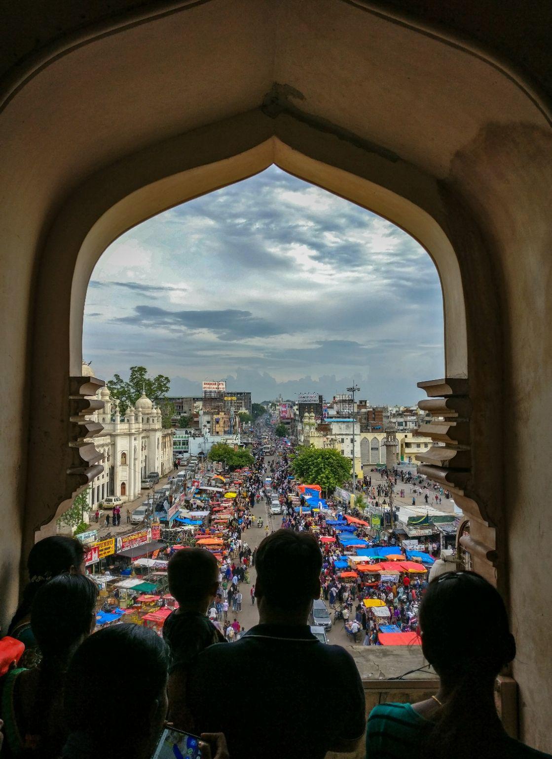 Photo of Charminar (Old City) By soham acharya