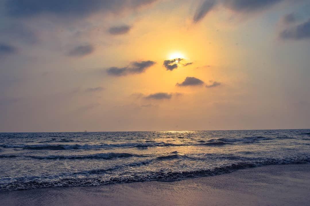 Photo of Mandrem Beach Goa By soham acharya