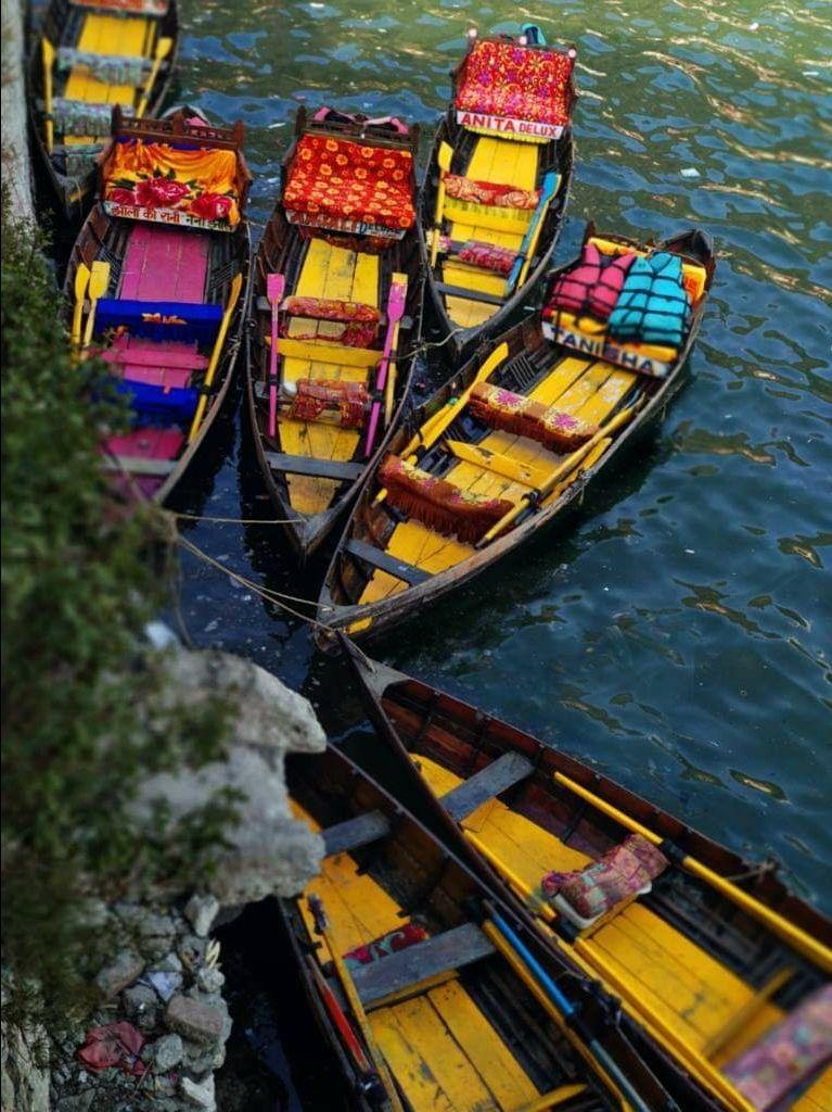 Photo of Nainital Lake By sana parveen