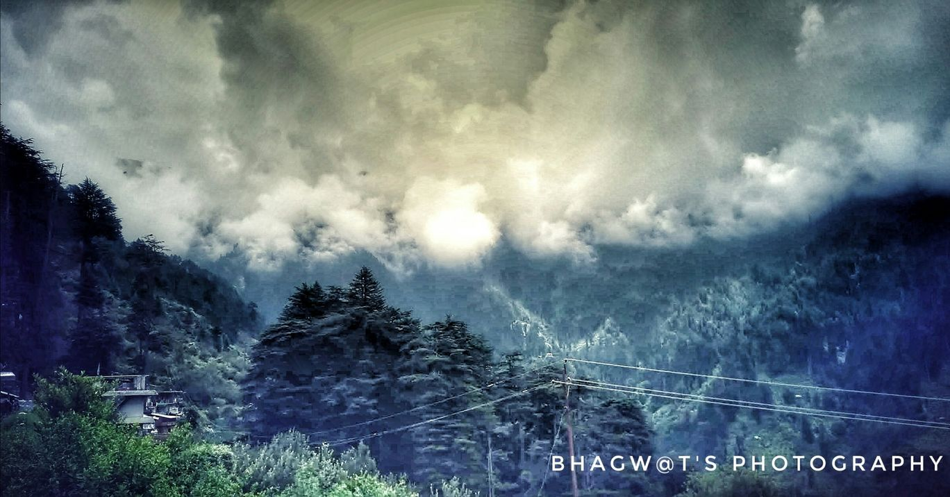 Photo of Himalayas By Bakul Bhagwat Sood