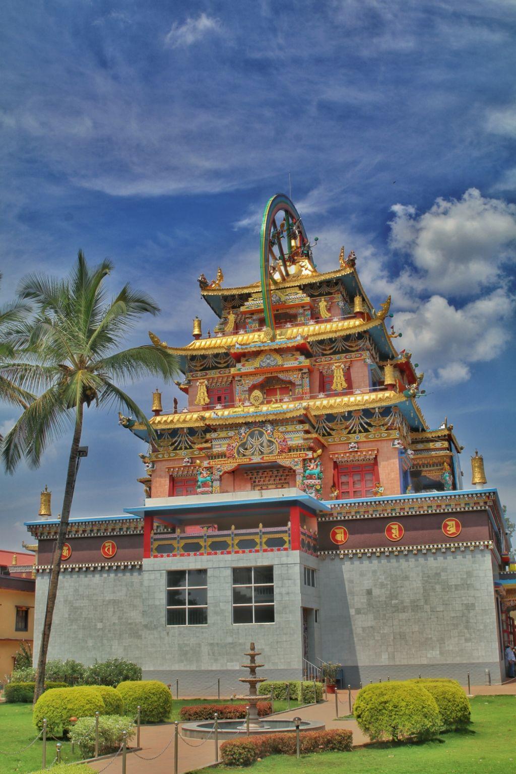 Photo of Bylakuppe By Avijit Sharma