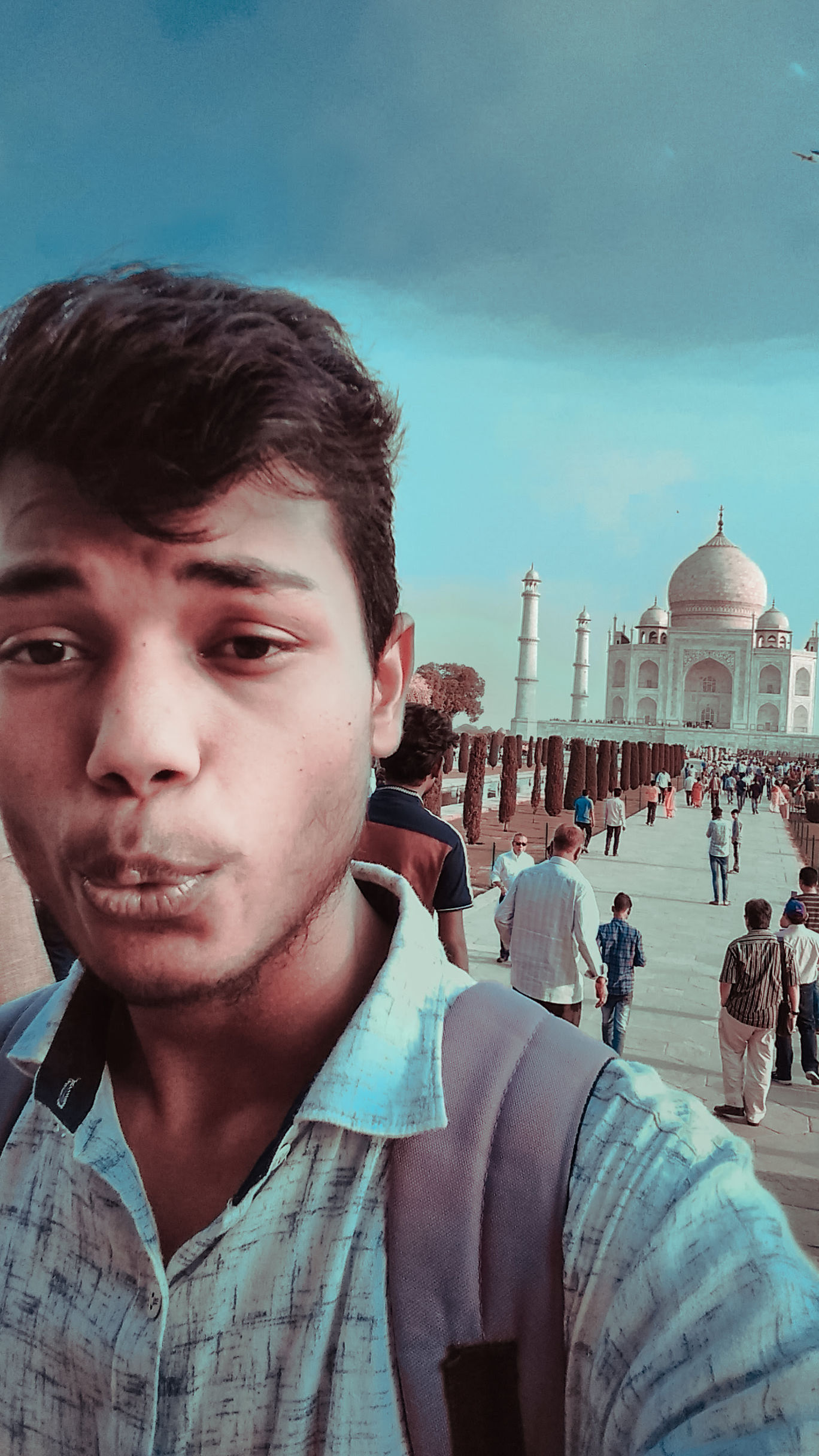 Photo of Taj Mahal By Prashant Gautam