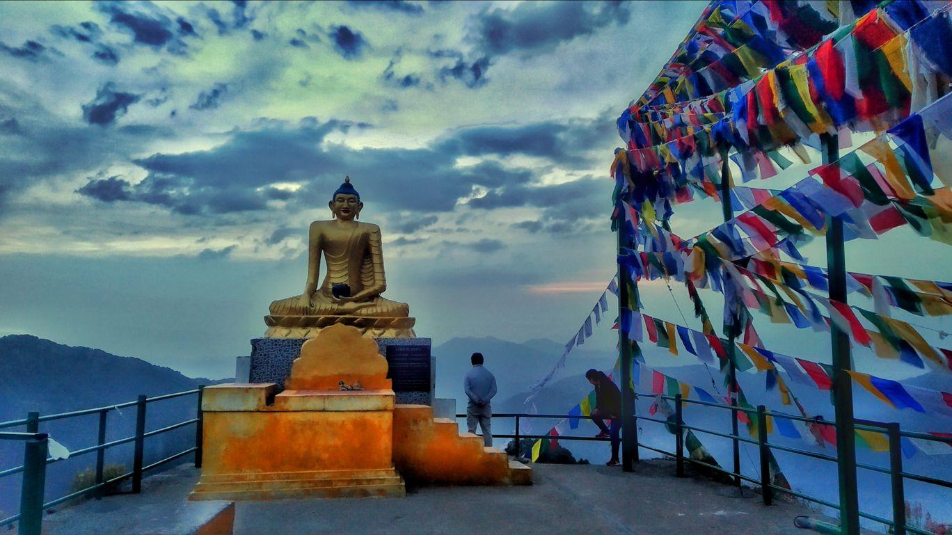 Photo of Dalai Hills By navneet mathpal