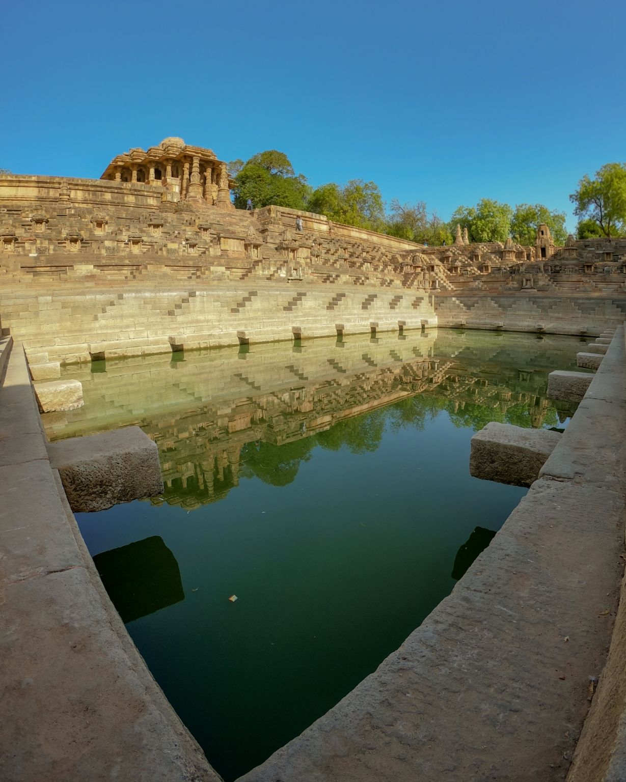 Photo of Modhera Sun Temple By living Clicks