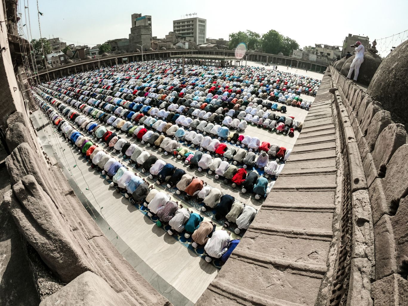 Photo of jama Mosque Ahmedabad By living Clicks