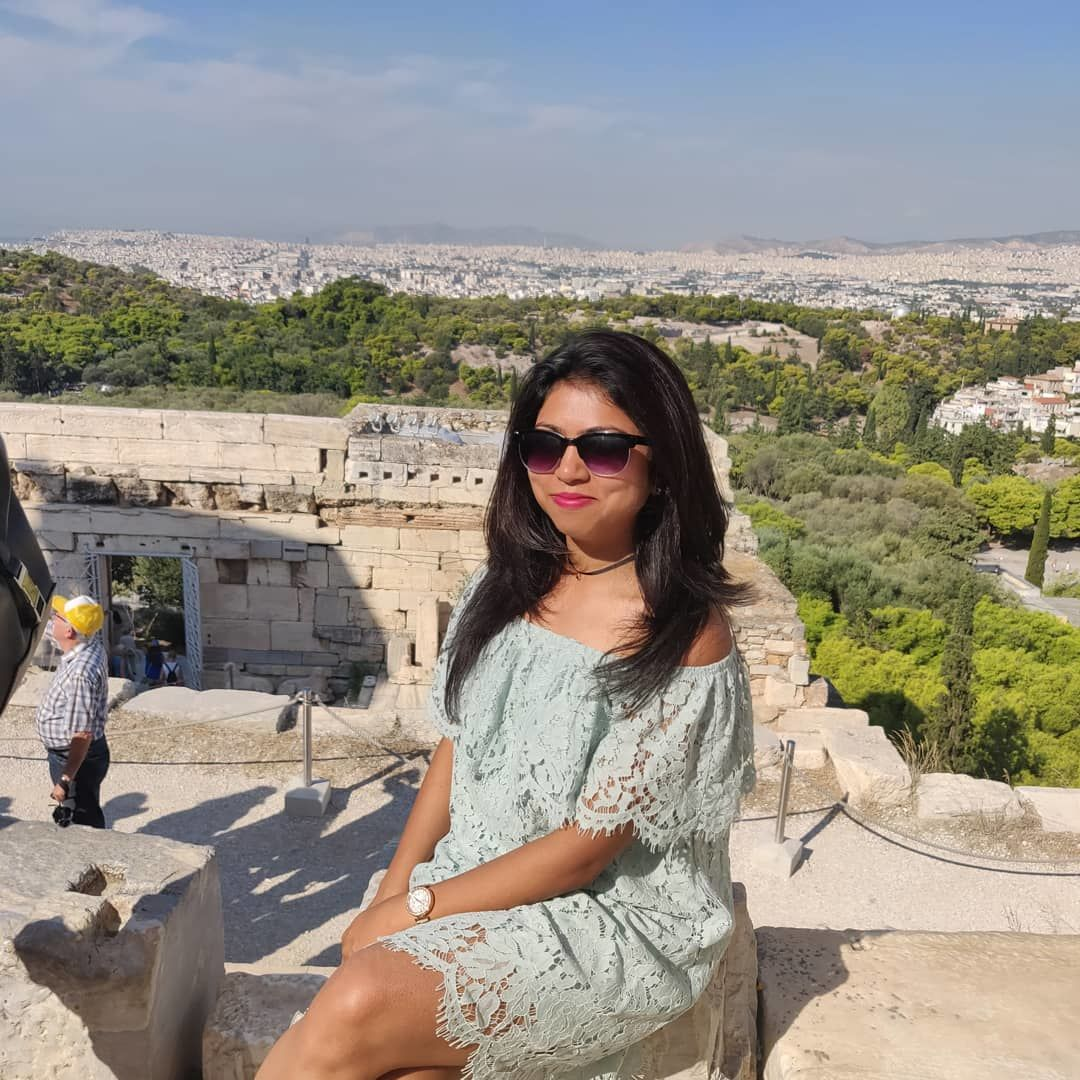 Photo of Greece Athens Tours By Anjali Arya