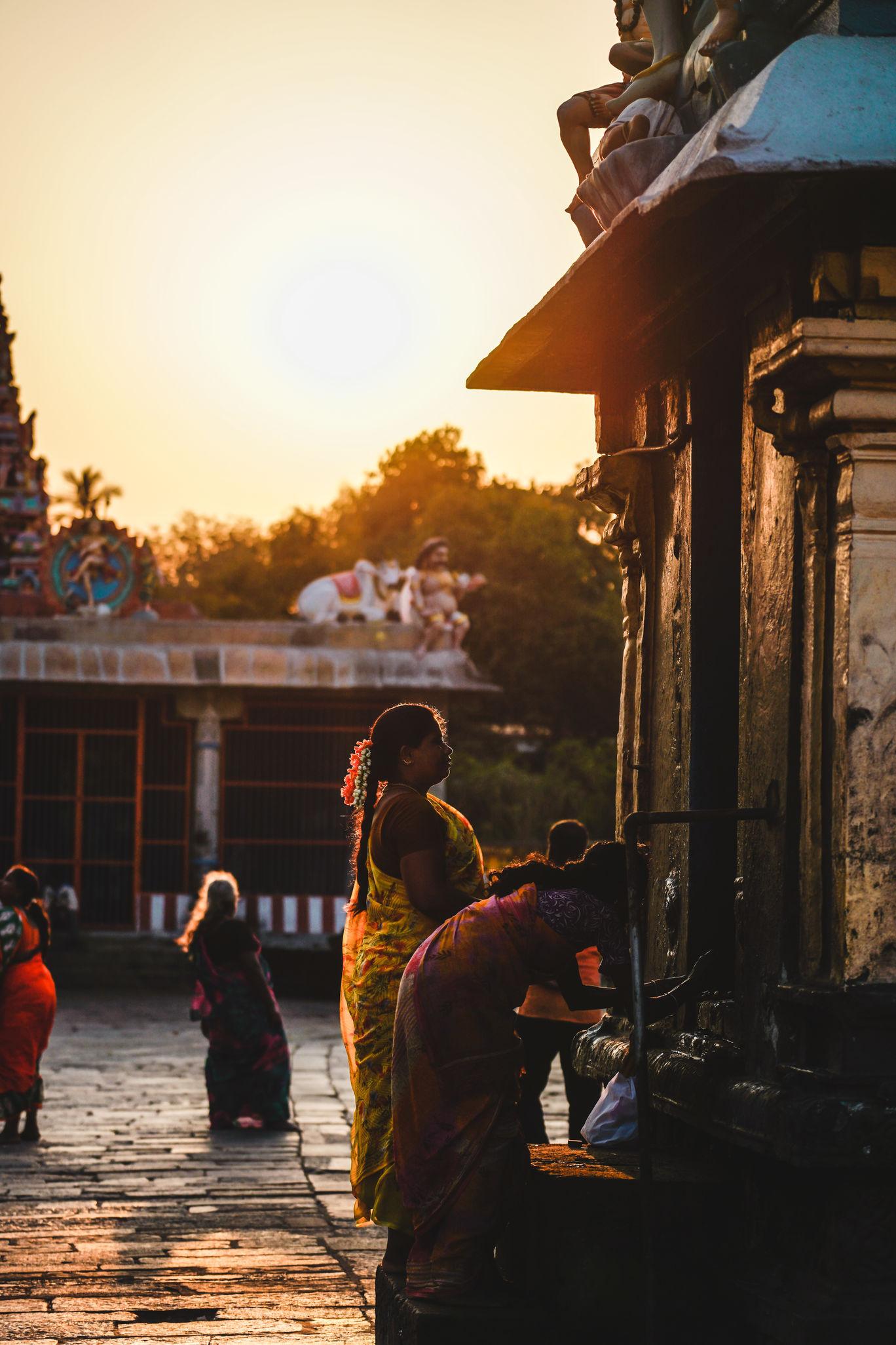 Photo of Thillai Nataraja Temple By Diya Johnson Njanakkal