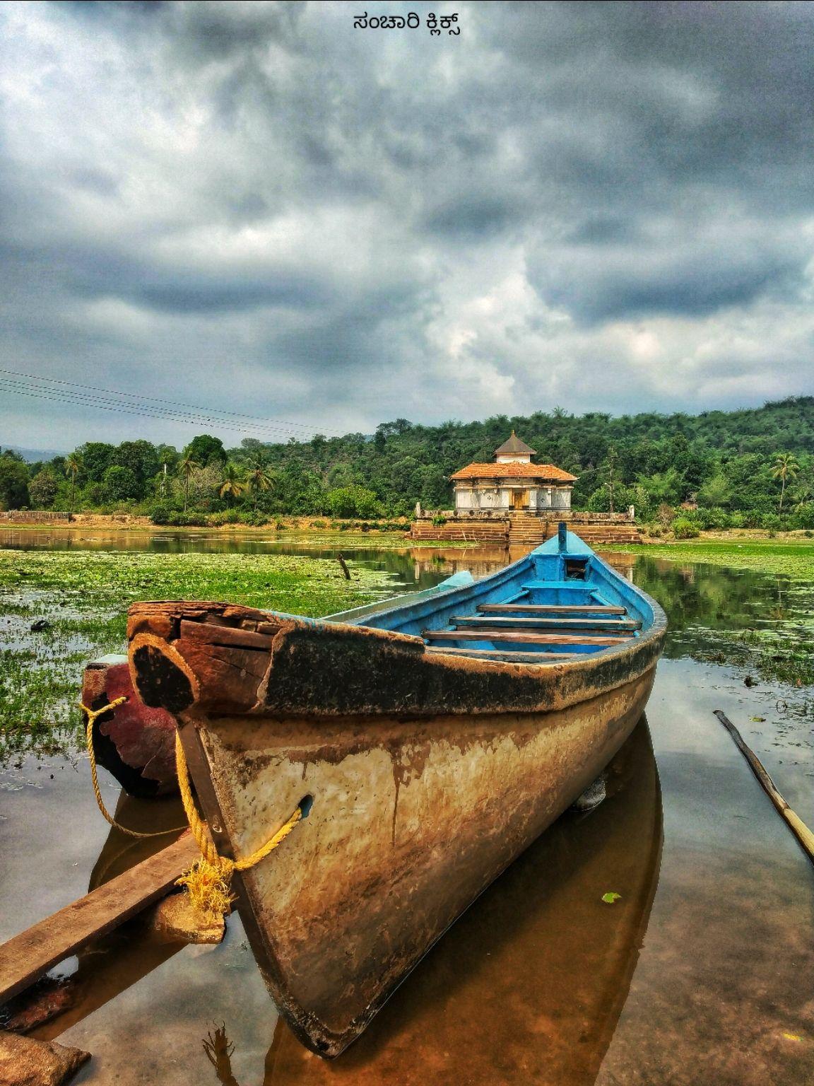 Photo of Varanga Lake Basadi By RAKESHKUMAR PUTTAMALLAIAH