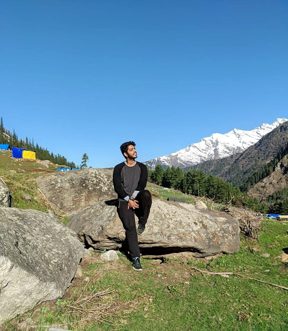Photo of Kheer Ganga Trek By paranjay